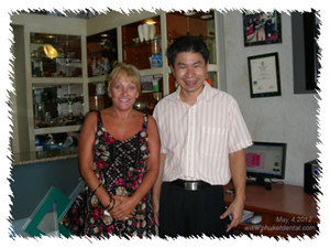 Dentist Thailand at Phuket Dental clinic,Thailand