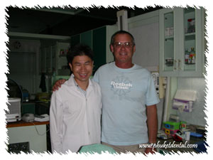 Dental Veneers,Dental Crowns at Phuket Dental Clinic in Thailand