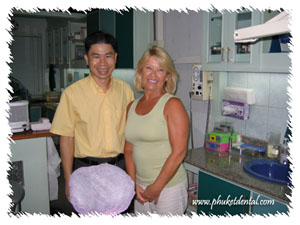 Dentist Phuket:Dental Veneers,Crowns,Tooth Whitening